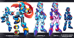 X Versions by ultimatemaverickx