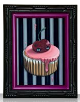 EVIL CUP CAKE by maximusmagno