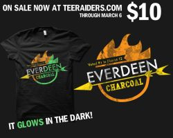 Everdeen Charcoal by digitalfragrance