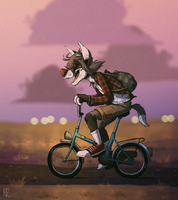 They see me rollin' by Zerda-Fox