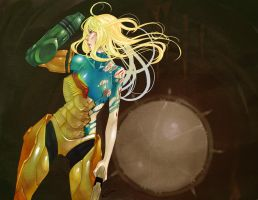 METROID IS A PRETTY COOL GUY by fetalstars