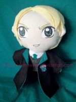 Commish: Draco Malfoy by prismtwine