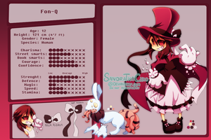 Fon-Q Reference by Sandette