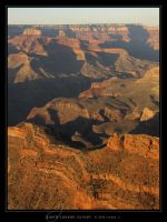 Grand Canyon Sunset by Crooty