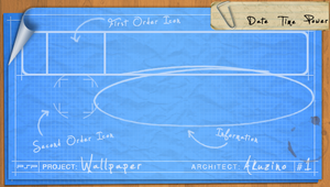 PSP Wallpaper Blueprint by Onizzuka