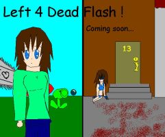 Left 4 Dead Flash PREVIEW by MissIceBlue