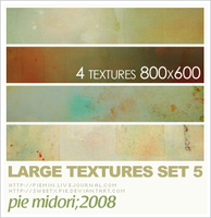 Large Textures set 5 by sweetxpie