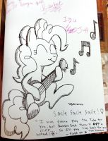 this is how i sign school yearbooks :D by MetaDragonArt