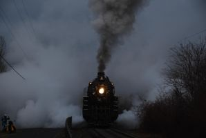 SPandS #700 on the Holiday Express 2 by TaionaFan369