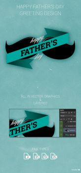 Happy Father's Day by MarinaD