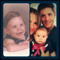 Ackles Babies by SecretlyMinnieMouse