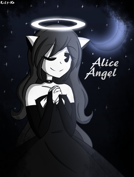 Alice Angel|BatIM Chapter 2 by Kizy-Ko