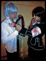 I'm Ok - Vampire Knight - by Thara-Wood