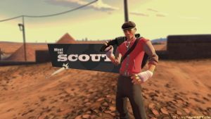 Meet MY Scout :) by DLazar