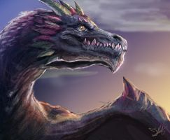 Dragon 2 by G-manbg
