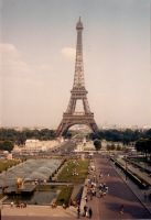 Eifel Tower by Moose-Art