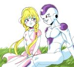 king and queen by frieza-love
