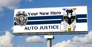 Your New Hero ~ AutoJustice! by Sentaibrave