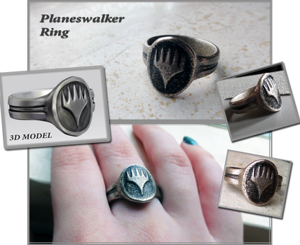 Planeswalker Ring by Minionslayer