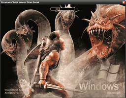 Titan quest Windows Startup by rpglord