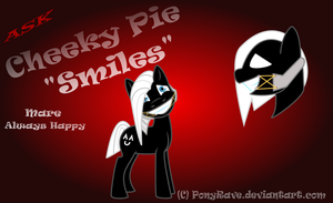 Ask Cheeky Pie by PonyRave
