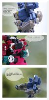 The Adventures of Housewife Perceptor. Pt 2. by Dellessanna
