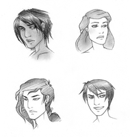 Concept Headshots by FindChaos