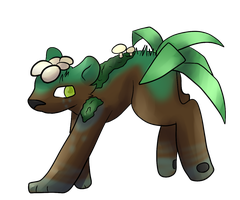 Custom Plant Cat by CleverConflict