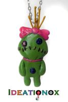 Scrump Necklace by Ideationox