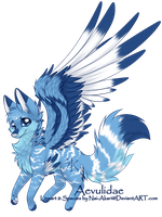 Aevulidae Adoptable -CLOSED- by Kitsune-no-Suzu
