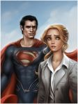 MAN of STEEL by daekazu