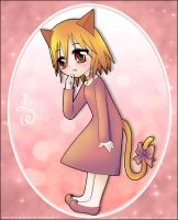 Miko Cat by LOVE--WING