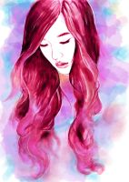 Her dreams were in pink by Fatalreject