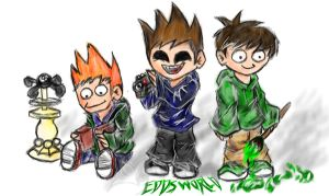 Eddsworld by Gemini-Mystica