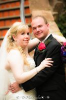 Melissa + Paul Jameson by anafusion