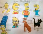 The Simpsons! by MelanieBrown