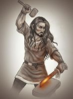 Smithing King by TheHellcow