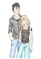 Tris and Four colored. by chrysalisgrey
