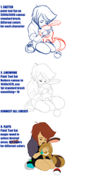 Stronger For You Step-by-Step by tabby-like-a-cat