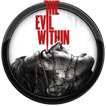 The Evil Within Icon v1 by andonovmarko