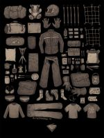 Moto Packing: Everything but the Motorcycle by blindthistle