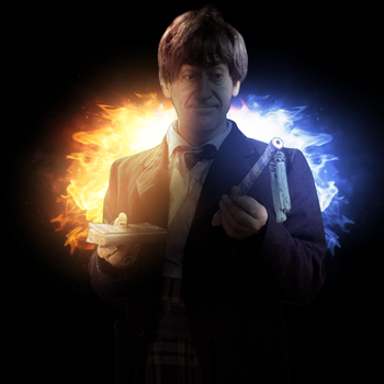 Doctor Who Lighting Test 3 by E-SPACE-Productions
