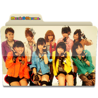 Morning Musume Folder by revenantSOULx3