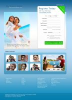 Dating website by mycreativework