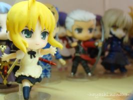 working vs fate-saber nendorid petit by saber-hayashi