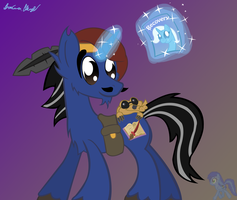 Gift for: Bronycurious by SpeedyandRose
