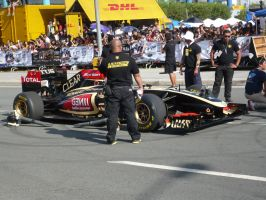 Lotus F1 Manila Speed Show by Nals-luff