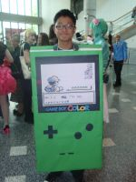 GameBoy by DreamsWithinMe