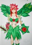 Erza's new armour request by Tommorello16