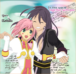 Tales Of Vesperia by IchiRuki07-Love